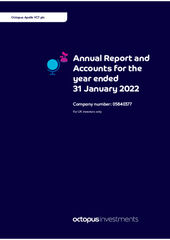 Annual Report & Accounts