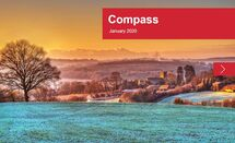 AIC Compass newsletter January 2020 cover