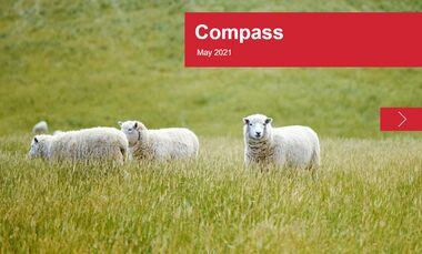 Compass cover May 2021 cover